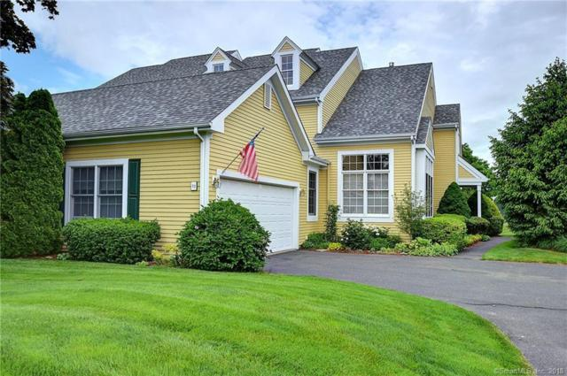 12 Highland Green #12, Cromwell, CT 06416 (MLS #170113416) :: Carbutti & Co Realtors