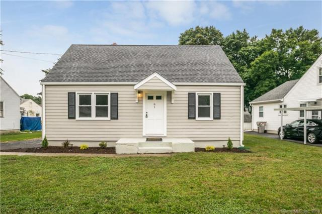 61 Bayberry Drive, Bristol, CT 06010 (MLS #170113679) :: Hergenrother Realty Group Connecticut