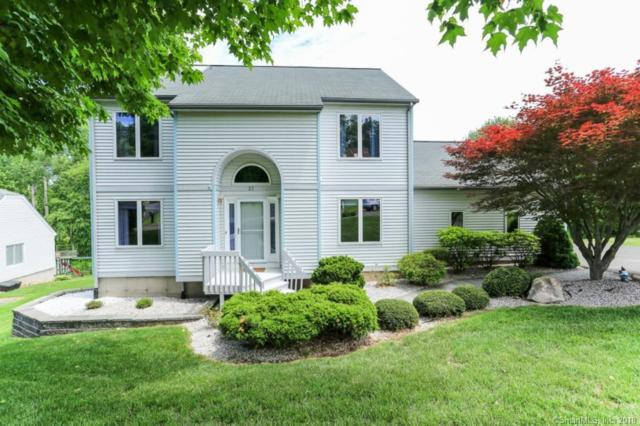 23 Brookview Lane, Middletown, CT 06457 (MLS #170114344) :: Carbutti & Co Realtors