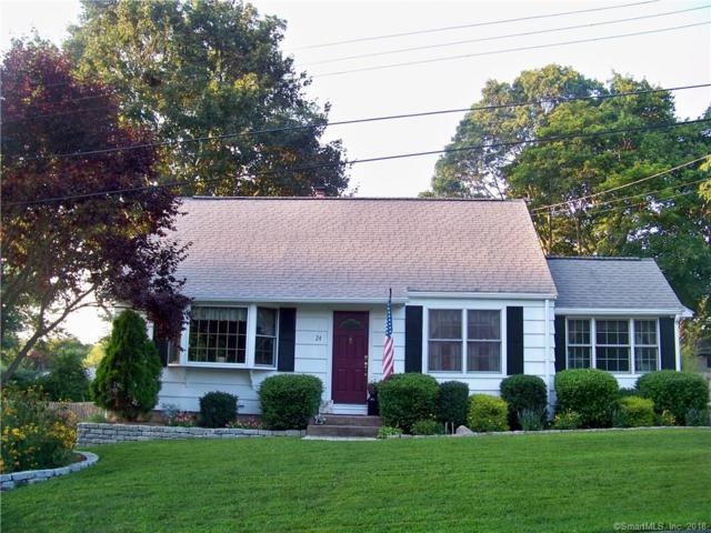 24 Mcelaney Drive, East Lyme, CT 06357 (MLS #170114524) :: Carbutti & Co Realtors
