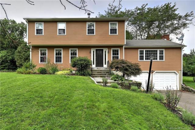 31 Stable Ridge Road, Monroe, CT 06468 (MLS #170115473) :: Carbutti & Co Realtors