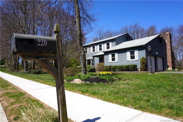 220 Acorn Drive, Middletown, CT 06457 (MLS #170115497) :: Carbutti & Co Realtors