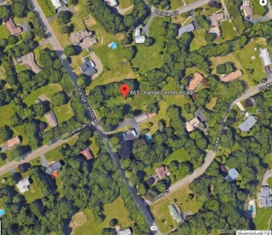 465 Orange Center Road, Orange, CT 06477 (MLS #170116026) :: Carbutti & Co Realtors