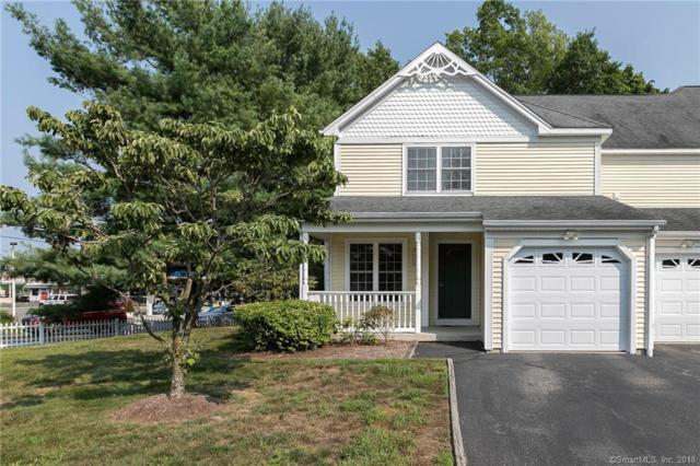 289 New Haven Avenue X, Milford, CT 06460 (MLS #170116547) :: Carbutti & Co Realtors