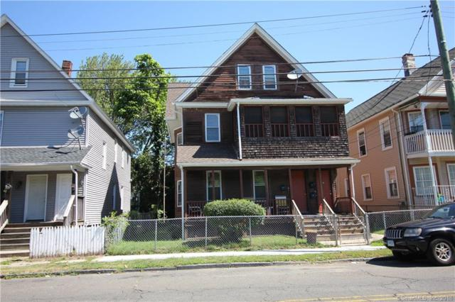 41-43 Orange Street, Bridgeport, CT 06607 (MLS #170116682) :: The Higgins Group - The CT Home Finder