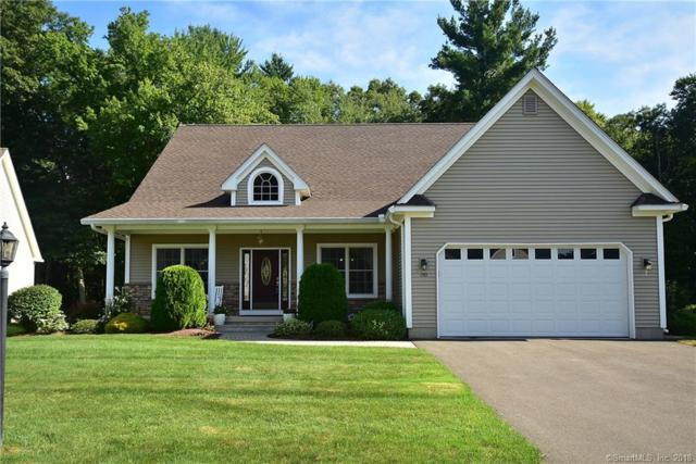 150 Nutmeg Drive #150, Somers, CT 06071 (MLS #170117312) :: NRG Real Estate Services, Inc.