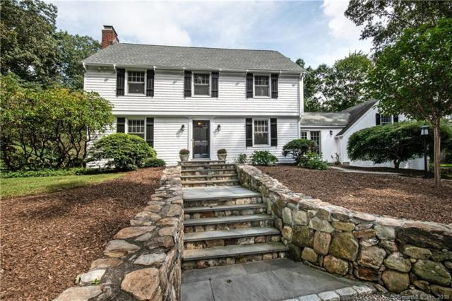 14 Lilac Lane, Weston, CT 06883 (MLS #170118507) :: The Higgins Group - The CT Home Finder