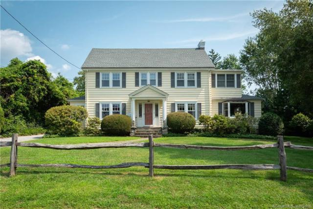 14 Cresthill Place, Stamford, CT 06902 (MLS #170120370) :: Hergenrother Realty Group Connecticut