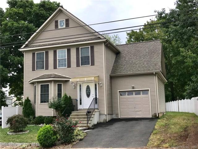 108 Oxford Street, Wethersfield, CT 06109 (MLS #170121015) :: Hergenrother Realty Group Connecticut