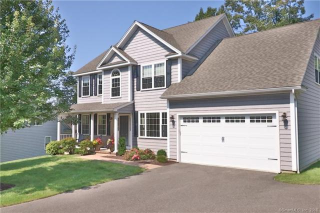 18 Bartlett Lane #18, Shelton, CT 06484 (MLS #170121168) :: Stephanie Ellison