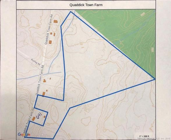 0 Quaddick Town Farm Road, Thompson, CT 06277 (MLS #170121584) :: Anytime Realty
