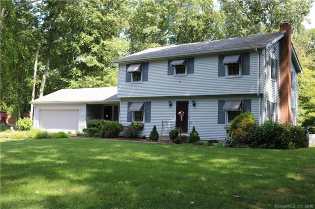 38 Sherwood Lane, Norwich, CT 06360 (MLS #170121893) :: Carbutti & Co Realtors