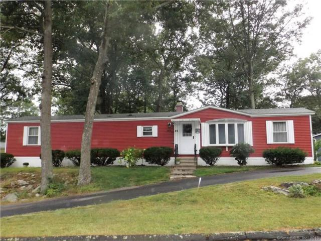 25 Stonewood Terrace, Vernon, CT 06066 (MLS #170122586) :: The Zubretsky Team
