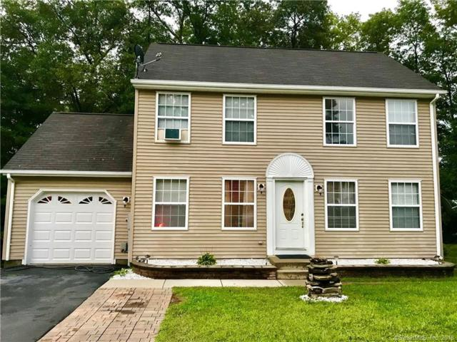 51 Hilltop Drive #51, Windham, CT 06256 (MLS #170122915) :: Anytime Realty