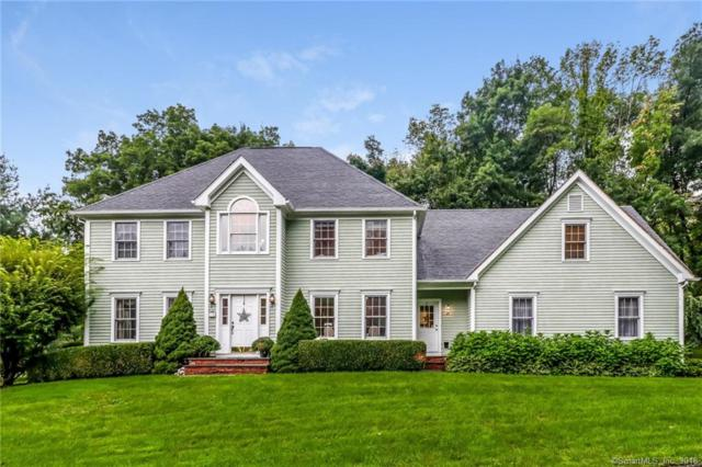 28 Lynn Place, Ridgefield, CT 06877 (MLS #170123001) :: The Higgins Group - The CT Home Finder
