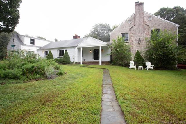 49 Norfield Woods Road, Weston, CT 06883 (MLS #170123077) :: The Higgins Group - The CT Home Finder