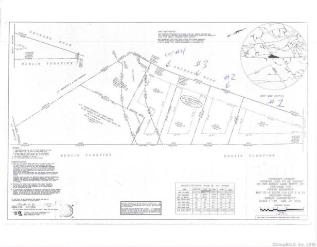 A Berlin Turnpike, Berlin, CT 06037 (MLS #170123708) :: Hergenrother Realty Group Connecticut