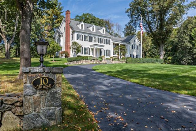 10 Lee Road, Ridgefield, CT 06877 (MLS #170124036) :: The Higgins Group - The CT Home Finder