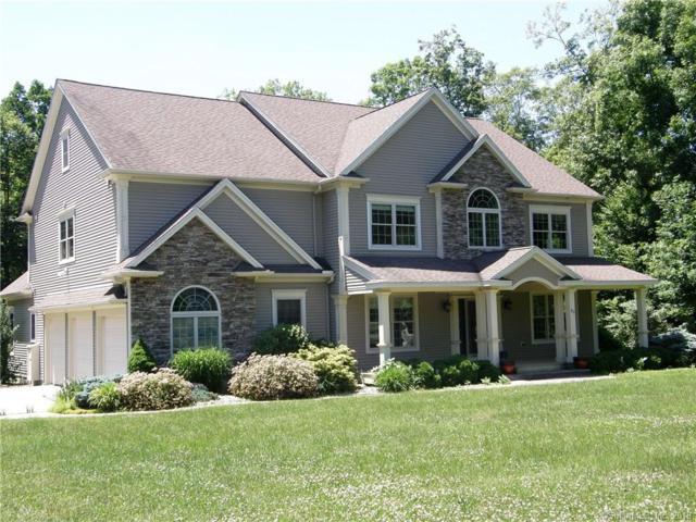 60 Beacon Hill Drive, Mansfield, CT 06268 (MLS #170124376) :: Carbutti & Co Realtors