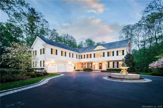 107 Good Hill Road, Weston, CT 06883 (MLS #170124490) :: The Higgins Group - The CT Home Finder
