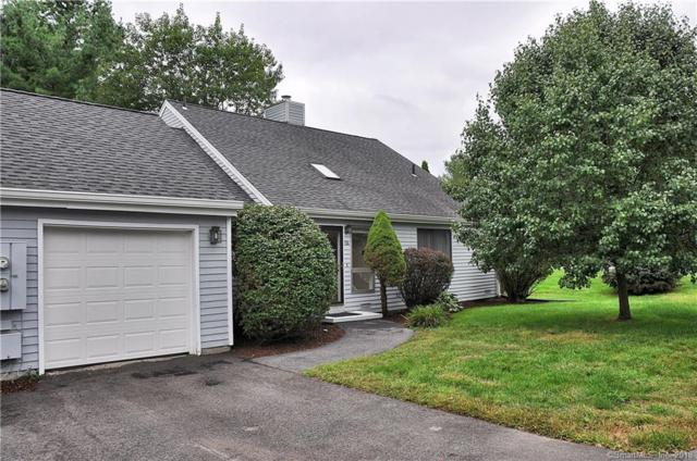 114 Cannon Ridge Drive #114, Watertown, CT 06795 (MLS #170124494) :: Hergenrother Realty Group Connecticut