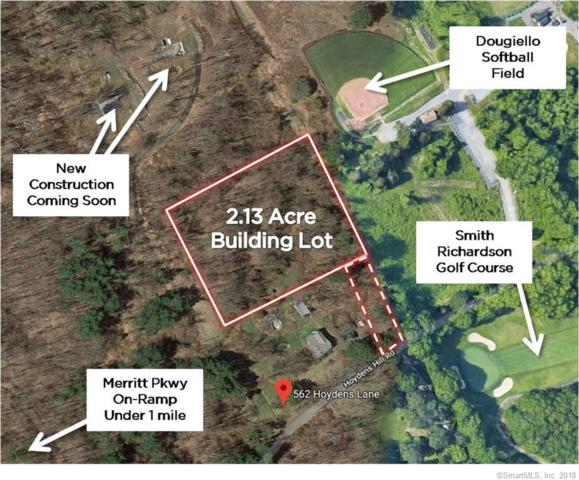562 Hoydens Lane, Fairfield, CT 06824 (MLS #170124545) :: The Higgins Group - The CT Home Finder