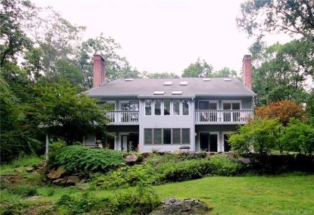 40 Laurel Lake E, Weston, CT 06883 (MLS #170124617) :: The Higgins Group - The CT Home Finder