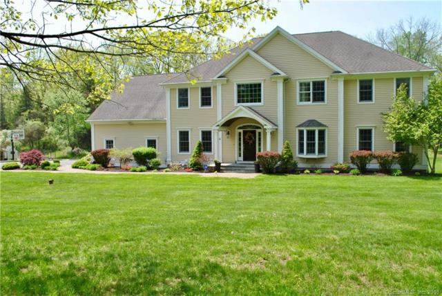 8 Chapman Place, Redding, CT 06896 (MLS #170124830) :: The Higgins Group - The CT Home Finder