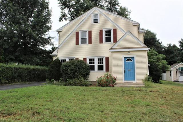 155 Wells Road, Wethersfield, CT 06109 (MLS #170124954) :: Hergenrother Realty Group Connecticut