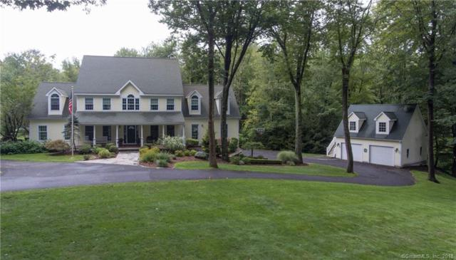 31 Aunt Pattys Lane W, Bethel, CT 06801 (MLS #170124998) :: The Higgins Group - The CT Home Finder