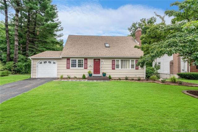201 Brookside Road, Newington, CT 06111 (MLS #170125128) :: Hergenrother Realty Group Connecticut