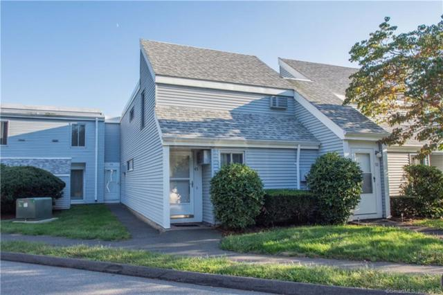 49 Cinnamon Springs #49, South Windsor, CT 06074 (MLS #170125262) :: Hergenrother Realty Group Connecticut
