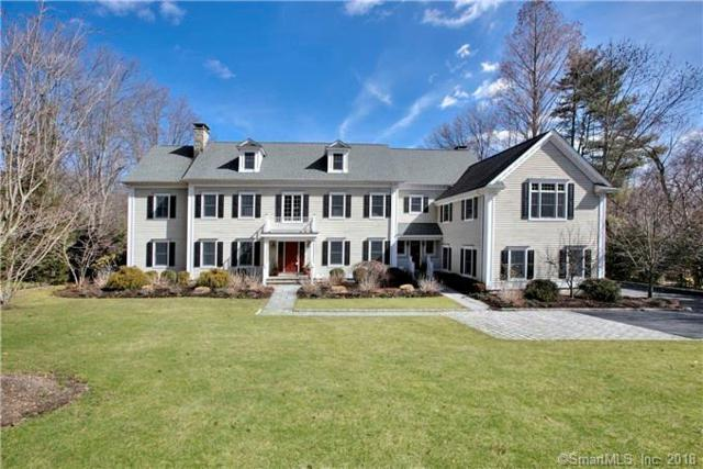 46 Bayberry Lane, Westport, CT 06880 (MLS #170125694) :: The Higgins Group - The CT Home Finder