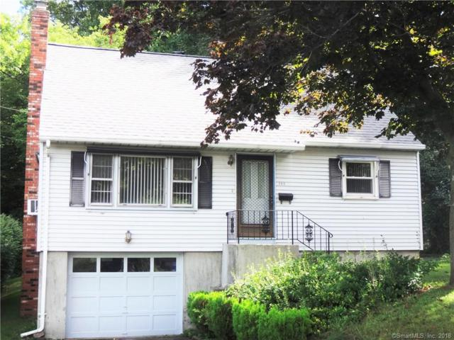 109 Pleasant View Avenue, Bristol, CT 06010 (MLS #170125839) :: Hergenrother Realty Group Connecticut