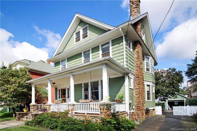 81 Putnam Avenue, Hamden, CT 06517 (MLS #170126138) :: Stephanie Ellison