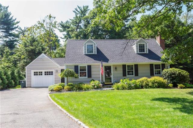 1 Heather Lane, Darien, CT 06820 (MLS #170126163) :: The Higgins Group - The CT Home Finder