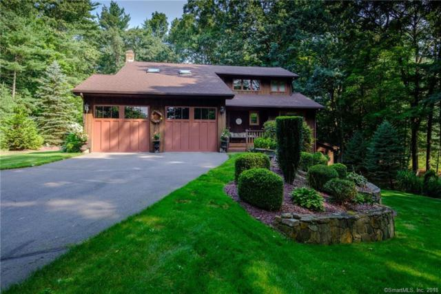 264 Arch Road, Avon, CT 06001 (MLS #170126215) :: Hergenrother Realty Group Connecticut