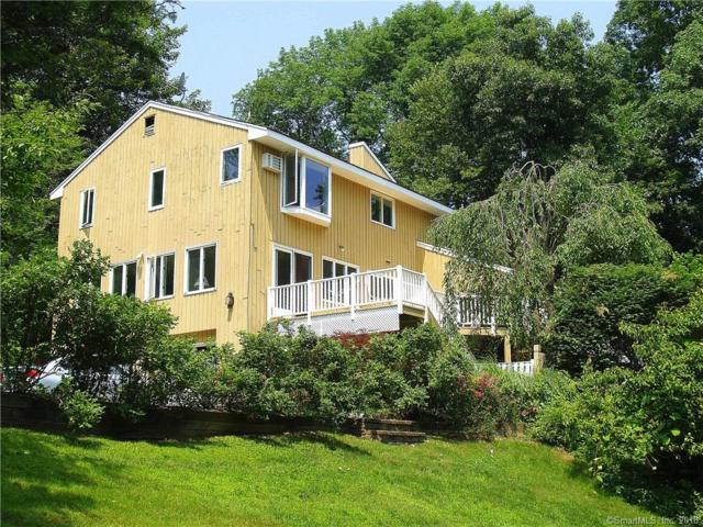 58 Long Ridge Road, Redding, CT 06896 (MLS #170126379) :: The Higgins Group - The CT Home Finder