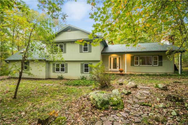 275 Brooks Road, Bethany, CT 06524 (MLS #170126493) :: Stephanie Ellison
