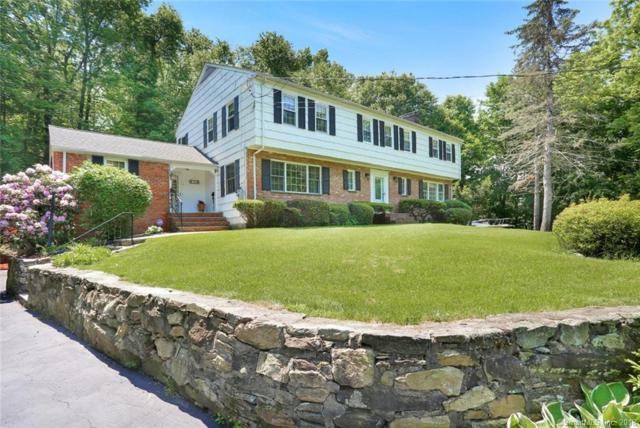 36 Brodwood Drive, Stamford, CT 06902 (MLS #170126523) :: Hergenrother Realty Group Connecticut