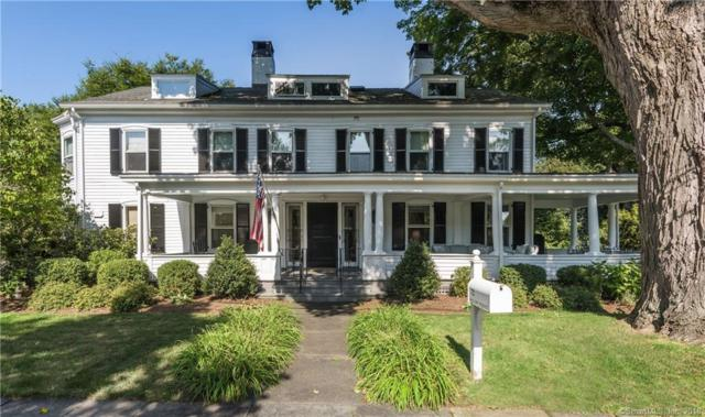 72 Willow Street, Fairfield, CT 06890 (MLS #170126615) :: The Higgins Group - The CT Home Finder