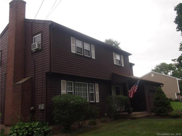 127 Tumblebrook Road, Meriden, CT 06450 (MLS #170126713) :: The Higgins Group - The CT Home Finder