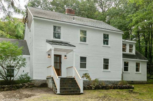 564 Barrack Hill Road, Ridgefield, CT 06877 (MLS #170126873) :: The Higgins Group - The CT Home Finder