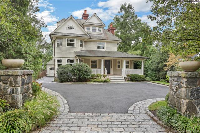 110 Shore Road, Greenwich, CT 06870 (MLS #170126962) :: Stephanie Ellison
