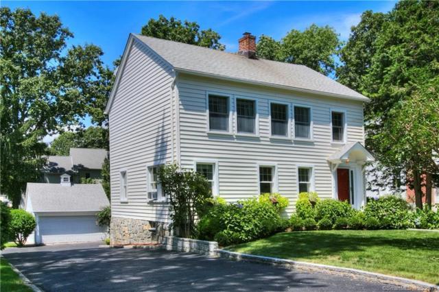 11 Oak Park Avenue, Darien, CT 06820 (MLS #170127153) :: The Higgins Group - The CT Home Finder