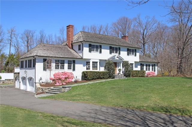 56 Charter Oak Drive, Wilton, CT 06897 (MLS #170127365) :: The Higgins Group - The CT Home Finder