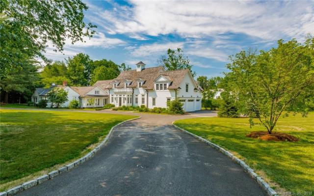 146 Canoe Hill Road, New Canaan, CT 06840 (MLS #170127407) :: The Higgins Group - The CT Home Finder