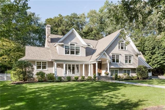 23 Oak Park Avenue, Darien, CT 06820 (MLS #170127563) :: Hergenrother Realty Group Connecticut