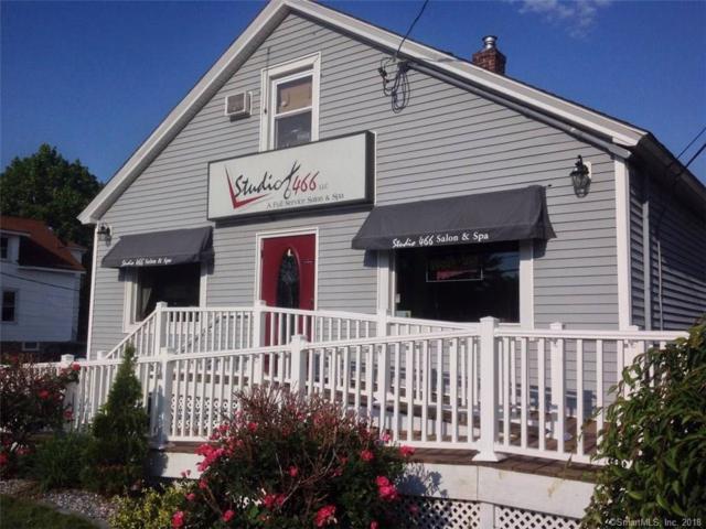 466 East Street #466, Plainville, CT 06062 (MLS #170127613) :: Coldwell Banker Premiere Realtors