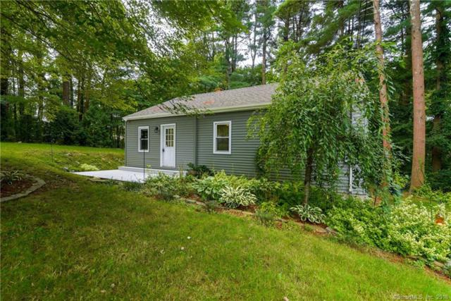 61 Hillside Avenue, Thompson, CT 06277 (MLS #170127720) :: Anytime Realty